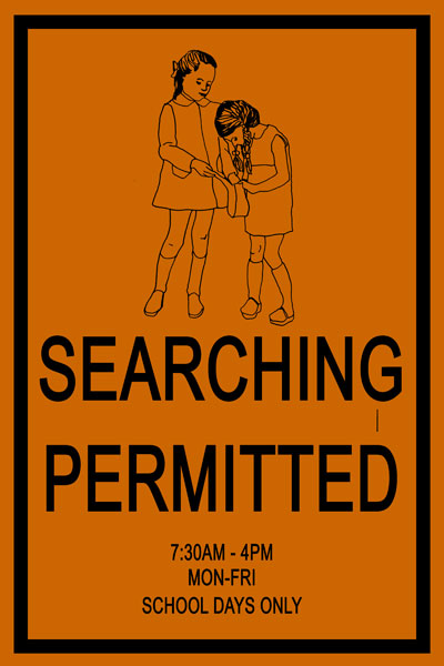 Searching Permitted