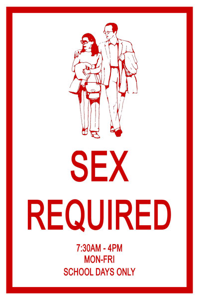 Sex Required